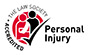 personal injury logo
